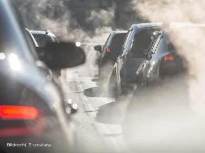 Saubere Luft in Deutschlands Städten